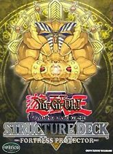 Yugioh Invincible Fortress Structure Deck (SD7) Factory Sealed