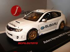 J-COLLECTION JC273 SUBARU IMPREZA WRX STI GROUP N CONCEPT CAR 2010 au 1/43°