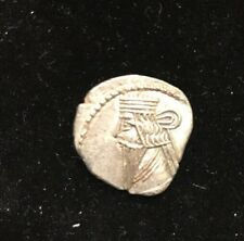 Vologases III A.D. 105-147 AR Drachm Parthian Empire Coin
