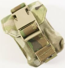 NEW T3 Gear Single Frag Grenade Pouch MOLLE - Multicam 500D Cordura T3-SFGP