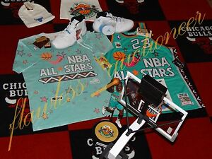 MITCHELL & NESS MICHAEL JORDAN LIMITED EDITION 1996 AUTHENTIC ALL-STAR JERSEY XL
