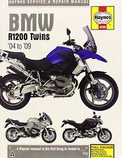 2004-2009 BMW R1200 Haynes Repair Service Shop Workshop Manual 8884