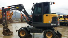 VOLVO EW60C MINI EXCAVATOR SERVICE SHOP REPAIR MANUAL