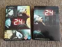 24 TEMPORADA SEASON 6 COMPLETE - 7 DVD - ENGLISH - REGION 2 KIEFER SUTHERLAND