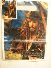 Pirates Of The Carib-Ost Lootbags 8ct