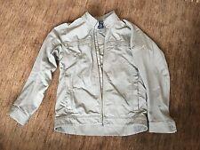 EUC Arcteryx Crosswire Casual Canvas Cotton Mens Jacket Green M Medium