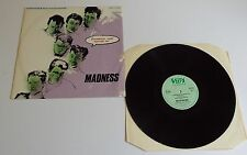 "Madness Tomorrow's Just Another Day 12"" Single - EX"