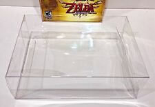 1 Box Protector For ZELDA SKYWARD SWORD Nintendo Wii Wiimote  (FITS NTSC ONLY!)