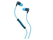 Skullcandy Method In-Ear Sweat Resistant Sports Earbud, Navy/Blue