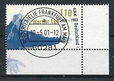 Federale mi-nr 2186 angolo 4 (0,56) - 100.ge. Werner Egk-est Francoforte sul Meno 2001