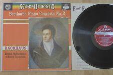 WILHELM BACKHAUS Beethoven Piano Concerto 2 LONDON FFSS WB BB CS 6188 1E