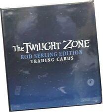 Twilight Zone Stange Serling Edition - Offiziell Sammelmappe / Album Inkl. P3 P1
