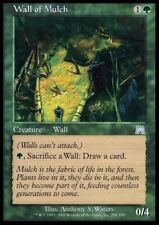 MTG 4x Pared Of Mulch - Onslaught Cartas Draw