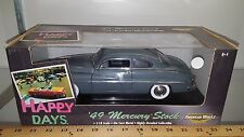 Ertl American Muscle '55 Chevy Bel Air Happy Days Coral Diecast 1 18
