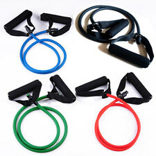 1 pc Resistance Band Yoga Stretching Tension Rope Fitness Exercise Latex  Band