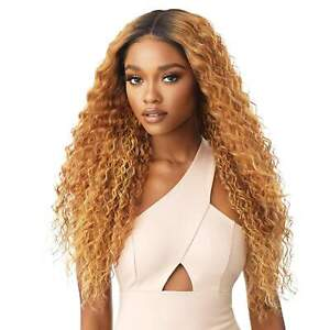 OUTRE MELTED HAIRLINE SYNTHETIC HD LACE FRONT WIG - ANTONELLA