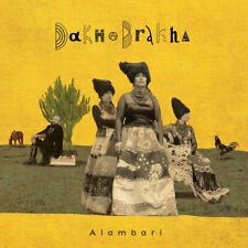 Alambari by DakhaBrakha (CD, 2020, Ukraine)