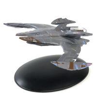 Eaglemoss Star Trek Jem'hadar Battle Cruiser Ship Replica NEW IN STOCK