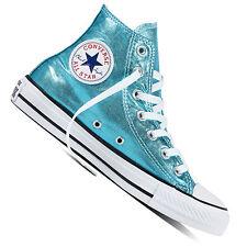 Converse Chuck Taylor All Star HI Damen-Sneaker Chucks Turnschuhe Metallic Gold