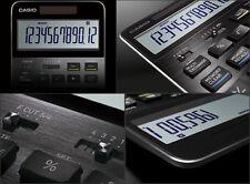 CASIO S100 50th anniversary Premium Desktop Calculator for Professional New calc