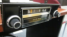 FORD FALCON XA XB GT GS 8 TRACK RADIO FACE With BRACKETS Concourse type