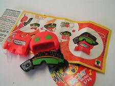Überraschungseier EmoJoy Music  rote Serie  Emoji Hut Sonnenbrille  EN602  BPZ