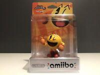 Pac-Man Amiibo Super Smash Bros Series Nintendo Switch Wii U 3DS NEW