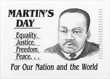 Print. Civil Rights Movement - Martin's Day