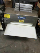 """New ListingSomerset Cdr2000 Dough Roller, 20"""", Synthetic Rollers, Two Pass with Free Ship"""