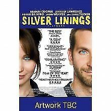 Silver Linings - Playbook DVD NEW DVD (EDV9745)