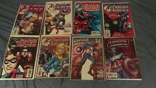 Captain America 44-50 plus 2001 annual