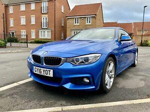 BMW 4 Series Gran Coupe 2.0 420d M Sport Gran Coupe