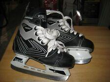 New listing Ccm 540 Powerline Size 12J Youth Ice Hockey Skates