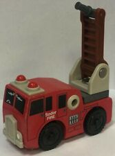 Thomas & Friends Wooden Railway Hook and Ladder Fire Truck Train Toy