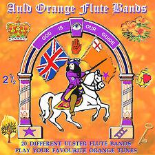 ***AULD ORANGE FLUTE BANDS*** - NEW -  LOYALIST/ULSTER/ ORANGE CD