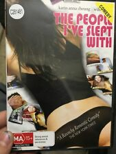 The People I've Slept With ex-rental region 4 DVD (2009 sex comedy movie)
