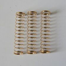 Genuine Yamaha Maestro / Neo / Xeno Trumpet and Cornet Valve Springs Set of 3