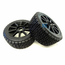 1/7 Scale King Motor Explorer RX, RX2 Wheels (2) Tires, foams, 17mm Hex Rims