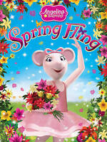 ANGBALL: SPRING FLING - DVD -  Very Good - -Davis Doi - 1 - NR (Not Rated) - Wid