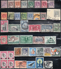 CEYLON - VALUABLE OLD COLLECTION - SOME BETTER - LOOK!