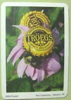 TROEGS BREWERY Bottle Cap Art Beer COASTER, Mat, PENNSYLVANIA