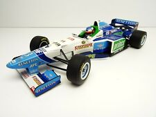 Pauls Model Art 1:18 F1 Benetton Renault B196 1996 Alesi Nr.3 TOP C3035