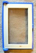 Vintage Dolls House DIY - Caroline's Home Single Plain Glazed Blue Window #1