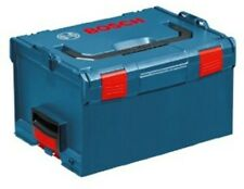 Bosch Tool Storage Hard Case Box Carry Handle Portable Stackable Medium Lockable