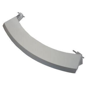 Poignée Pour Bosch Logixx 8, 9 Porte Machine Laver Argent Gris 648581 751783