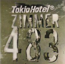CD - Tokio Hotel - Zimmer 483 - #A3540