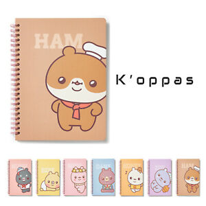 Official TWOTUCKGOM X MONSTA X Spring Notebook 100% Authentic