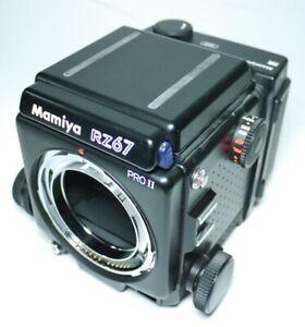 Mamiya RZ67 PRO II + 120 Magazin II An-Verkauf!   ff-shop24