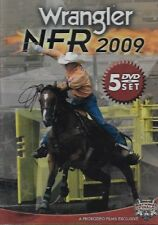 2009 Wrangler National Finals Rodeo - Complete 5-DVD Set