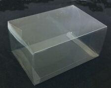 TRASPARENTE Scatole regalo (elegante chiaro rettangolare di grandi dimensioni 20 BOX)